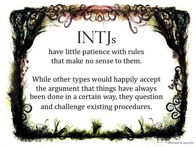 intj rules